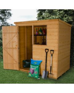 Shiplap Pent Shed - Small