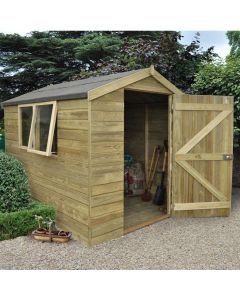 Tongue & Groove Apex Shed