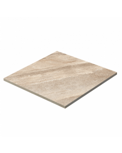 Porcelain Paving 600 x 600mm Oyster Twin Pack