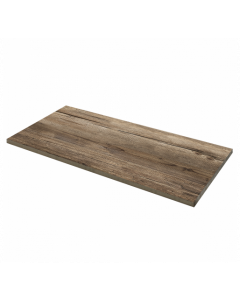 Porcelain Paving 800 X 400mm RosewoodTwin Pack