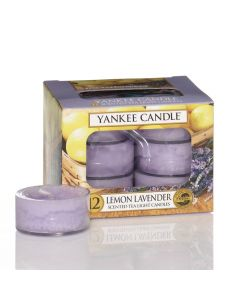 Yankee Candle Lemon Lavender - Tea light