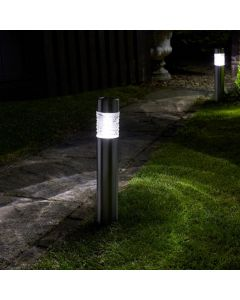 Wave Stainless Steel Bollard