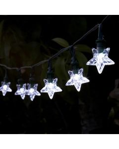Solar Star String Lights - 30 Stars