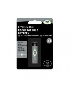 Lithium Ion 3.2V 14500 600mAh Rechargeable Battery