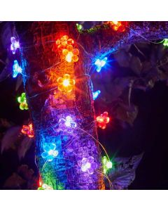 30 Flower Firefly String Lights