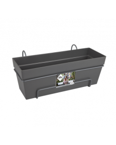 Elho Loft Urban Trough All in 1 50cm - Anthracite
