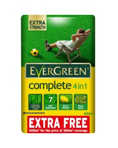 EverGreen Complete 4 in 1 Bag - 400m2