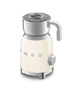 SMEG Lavazza Milk Frother - Cream