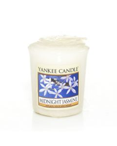 Yankee Candle Midnight Jasmine - Votive Candle
