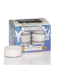 Yankee Candle Midnight Jasmine - Tea Light