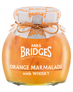 Orange Marmalade & Whisky 340g