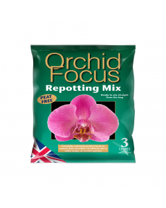 Orchid Focus Repotting Mix 3LT