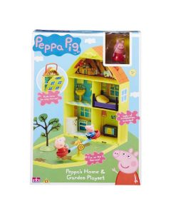 Peppa Pig Home and Garden Playset