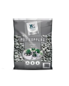 Pot Toppers - Silver Mist