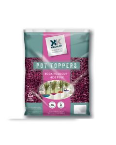 Pot Toppers - Hot Pink