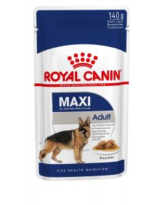 Royal Canin WET MAXI ADULT 140G