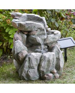 Smart Garden Rock Fall Fountain