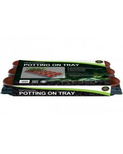 Professional Potting On Tray (18 x 9cm Pots)
