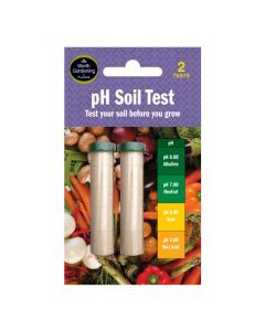 pH Soil Test (2 Tests)