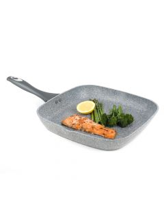 Salter Marble Grillpan - 28cm