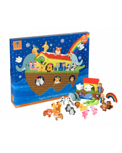 Advent Calendar - Noah's Ark