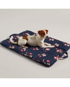 Joules Floral Travel Blanket