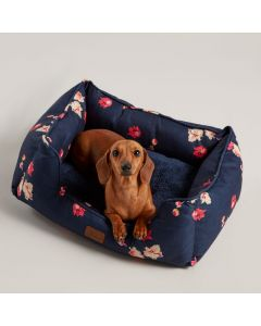 Joules Floral Square Bed - Small