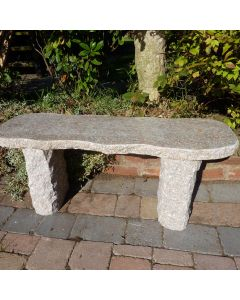 Worcester Bench - Pinky Granite