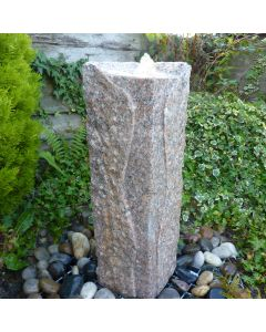 Juro Fountain - Rustic Pink