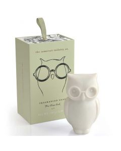 Owl Shaped Soap – Ginger & Lime