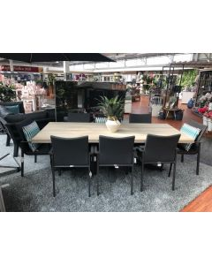 The LIFE Outdoor Timor Dining Set