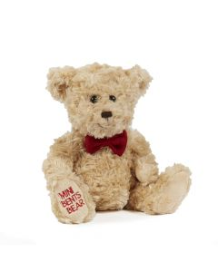 Bents Mini Bear with Red Bow