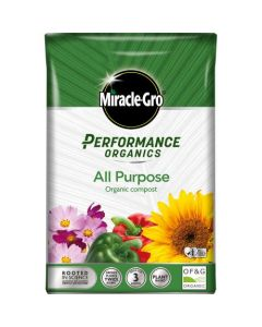 Miracle-Gro Perform Org Ap Compost 40L