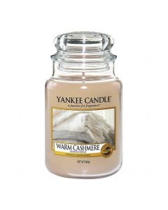 Yankee Warm Cashmere - Large Jar