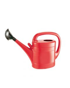 Gardman 10Litre Plastic Watering Can - Red
