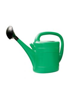 Gardman 10Litre Plastic Watering Can - Green