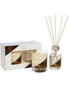 Wax Lyrical Winter Spice Gift Set