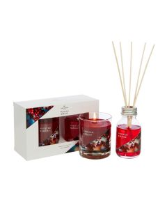 Wax Lyrical Frosted Berries Gift Set