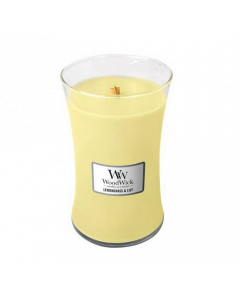 Woodwick Lemongrass and Lily Large