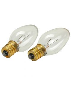 E12 12 Volt Replacement Bulbs