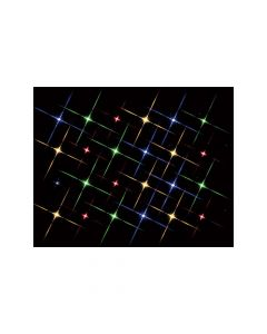 Super Bright 24 Multi Colour Light String