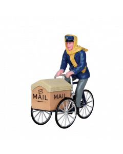 Lemax Mail Delivery Cycle