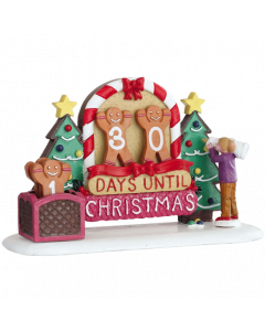 NEW GINGERBREAD COUNTDOWN