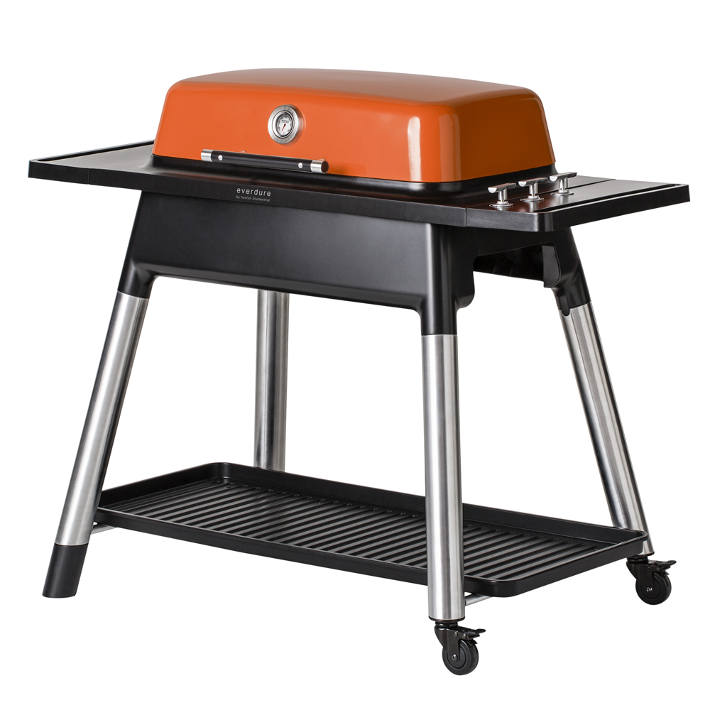 Everdure by Heston Furnace GAS Barbecue With Stand